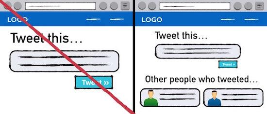 Транслируйте соц сигналы и отзывы на сайте