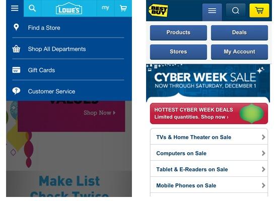mobile-menus