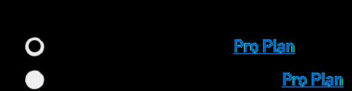 Создать «параметры по умолчанию» или «дополнения»