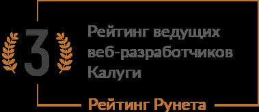 Рейтинг ведущих веб-разработчиков Калуги