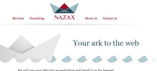 Narax welcome area